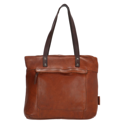 Shopper Micmacbags Highland Park 18348-005 Cognac