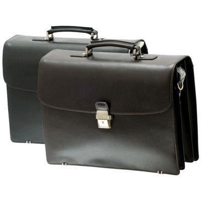 Business Laptoptas David's 3 vaks 17 Inch Bruin
