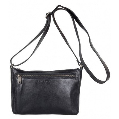 Schoudertas Cowboysbag BAG HURON BLACK