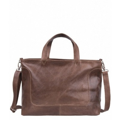 Foto van Cowboysbag BAG WICK Brown