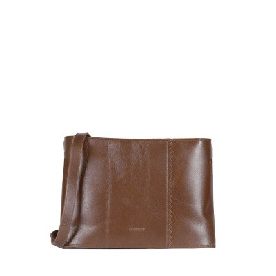 Foto van Schoudertas MY PAPER BAG Wrapped cross-body-hunter waxy original 2177