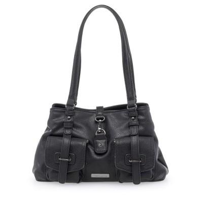 Tamaris Bernadette Shopping Bag Black