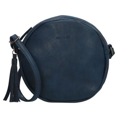 Ronde Schoudertas Beagles 17825 Blauw