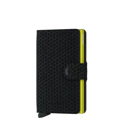 Foto van Miniwallet Secrid Diamond Black