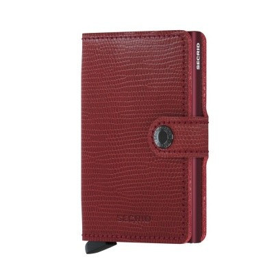 Foto van Miniwallet Secrid Rango Red-Bordeaux