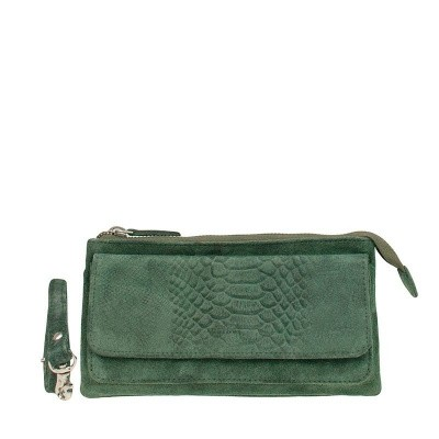 DSTRCT Portland Road Clutch Green