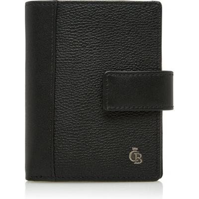 Mini Wallet Castelijn & Beerens Vivo 10 Pasjes RFID Zwart