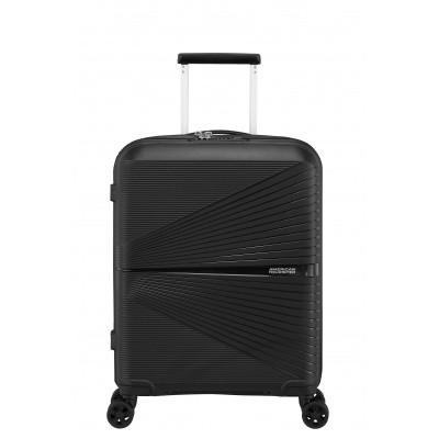 Foto van Handbagage American Tourister Airconic Spinner 55 onyx black