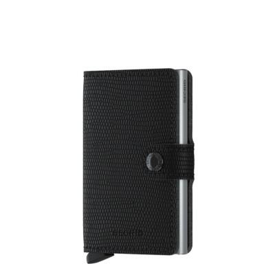 Miniwallet Secrid Rango Black