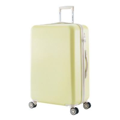 Koffer Decent Star-Maxx Trolley 76 Pastel Yellow