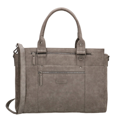 Shopper Enrico Benetti Nikki 66518 Middengrijs
