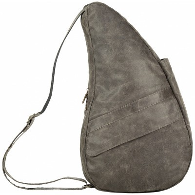 Healthy Back Bag M Canvas Brown