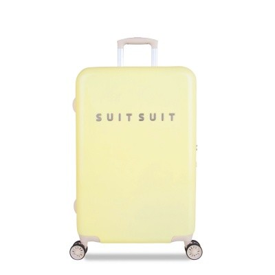 Foto van SUITSUIT Fabulous Fifities- handbagage 66 cm mango Cream