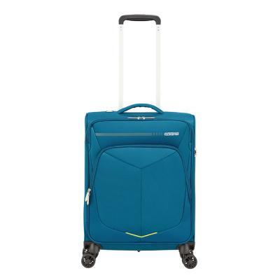 Foto van Handbagage American Tourister Summerfunk Spinner 55 Teal