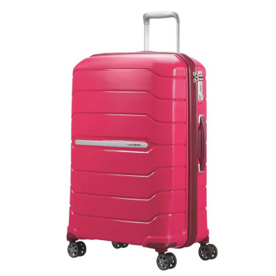 Foto van Samsonite Koffer Flux Granita Red