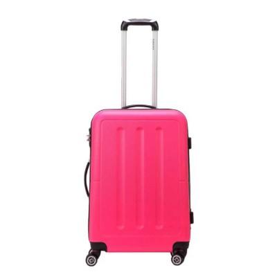 Foto van Koffer Decent Neon-Fix 66 Pink