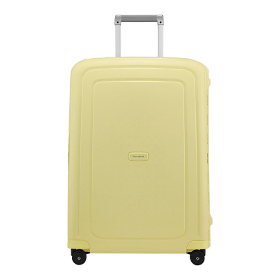 Foto van Samsonite S'CURE SPINNER 69/25 Yellow Stripes