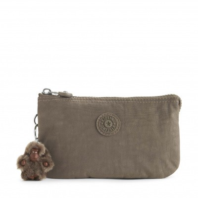 Kipling Large purse Beige
