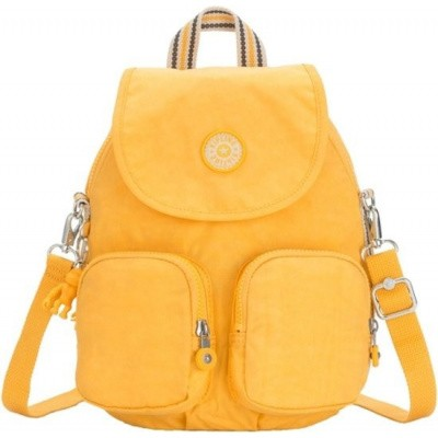 Rugtas Kipling Firefly Up Vivid Yellow