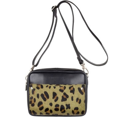 Foto van Schoudertas Cowboysbag Bobbie Bodt Bag Bobbie Leopard