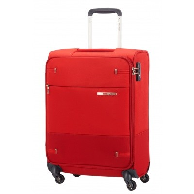 Foto van Samsonite BASE BOOST SPINNER 55/20 LENGTH 40CM RED
