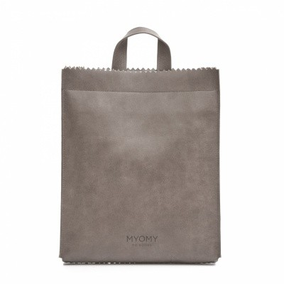 Myomy My Paper Bag Backback Taupe