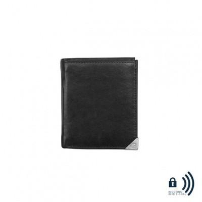 Portemonnee dR Amsterdam 15500 zwart