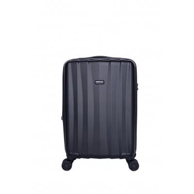 Foto van Handbagage Jump Tanoma PP Ultralight Trolley 55 Exp Noir