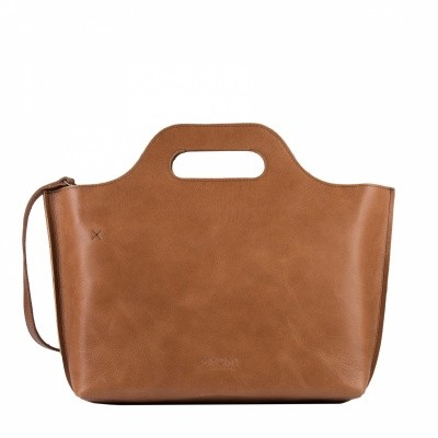 MCB Handbag hunter waxy cognac