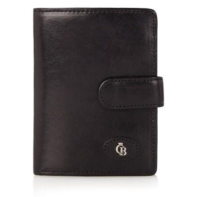 Foto van Castelijn & Beerens, 42 5420 Dames portemonnee rits Zwart