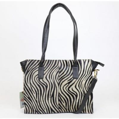Foto van Schouder/Handtas Bear Design HH 02028 Zebra