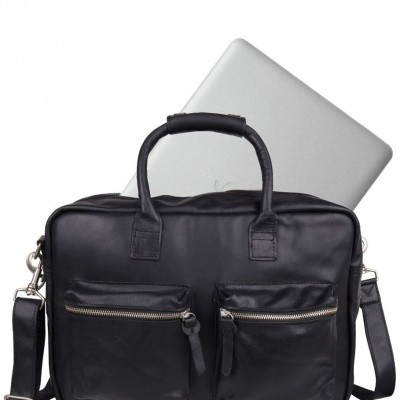 Foto van Cowboysbag The College Bag Black
