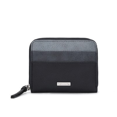 Tamaris Khema Small Zip Arnoud Wallet Navy