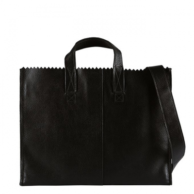 Foto van Businesstas Myomy My Paper Bag Rambler Black