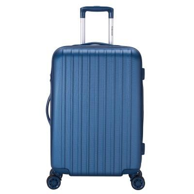 Koffer Decent Tranporto 66 Donker Blauw