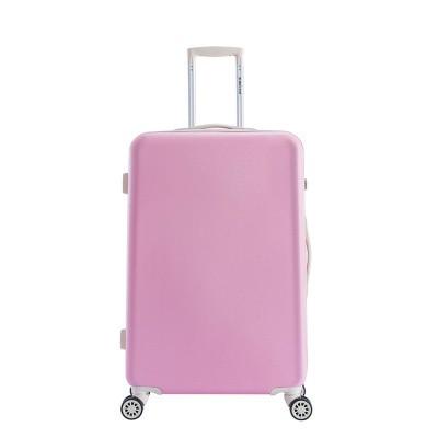 Foto van Koffer Decent Star-Maxx Trolley 66 Pastel Pink
