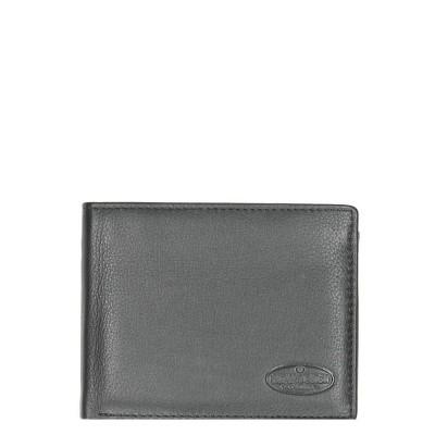 Portemonnee Bear Design Basic FR 9495 Billfold Zwart