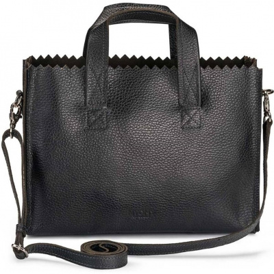 Foto van MY PAPER BAG Myomy Mini handbag cross-body Rambler Black