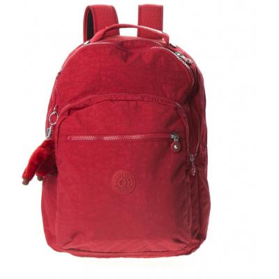 Foto van Kipling Large backpack with laptop protection Red