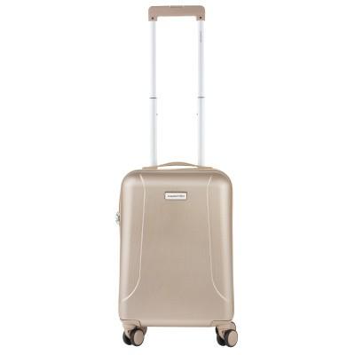 Foto van Handbagage koffer CarryOn Skyhopper 4 wiel Trolley 55 Champagne