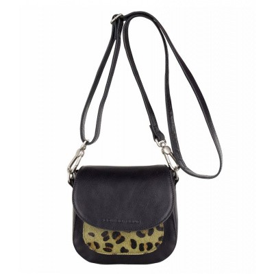 Foto van Schoudertas Cowboysbag Bobbie Bodt Bag Barend Leopard