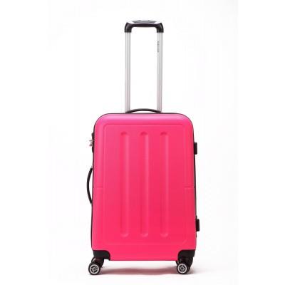 Koffer Decent Neon-Fix 66 Pink