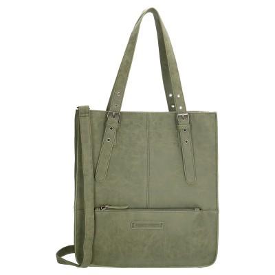 Shopper Enrico Benetti 66352029 Olijf
