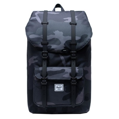 Rugtas Herschel Little America Night Camo