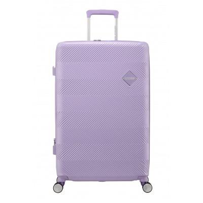 Foto van American Tourister Flylife Spinner 77/28 TSA EXP Lavender