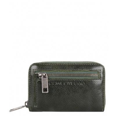 Portemonnee Cowboysbag WALLET FLORA Dark Green