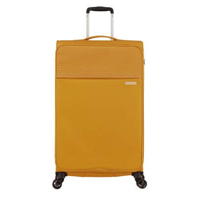 Foto van Koffer American Tourister Lite Ray Spinner 81 golden yellow
