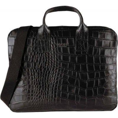 Foto van Myomy Philip Bag Laptopbag croco black