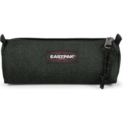 Foto van Pennen etui Eastpak Benchmark Single Crafty Moss