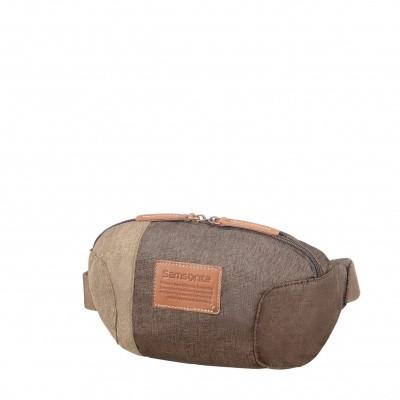 Heuptas Samsonite Rewind Natural Belt Bag Bruin